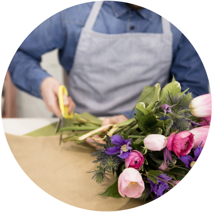 mutiari bunga rangkai segar bekasi 1