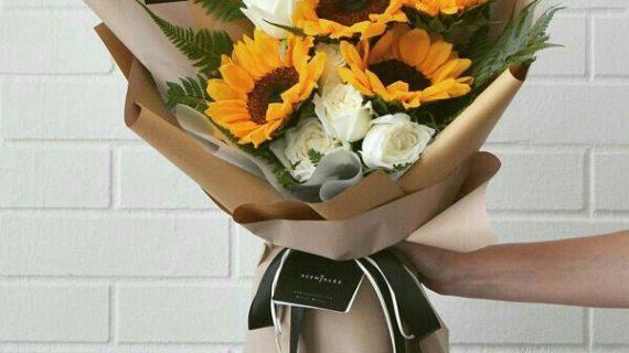 Cara Bisnis Bouquet Bunga Dengan Modal Minim, Cocok Untuk Pelajar