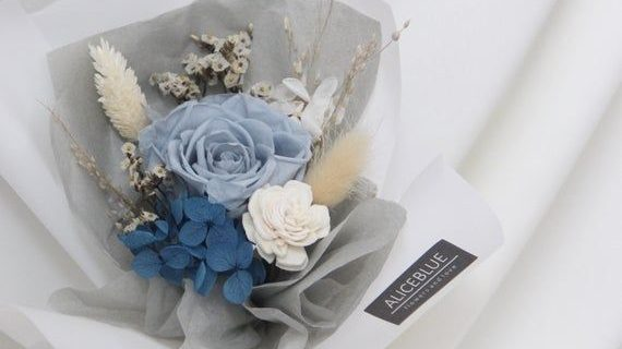 Inilah Tahapan Membuat Bouquet Bunga Aesthetic Yang Spesial
